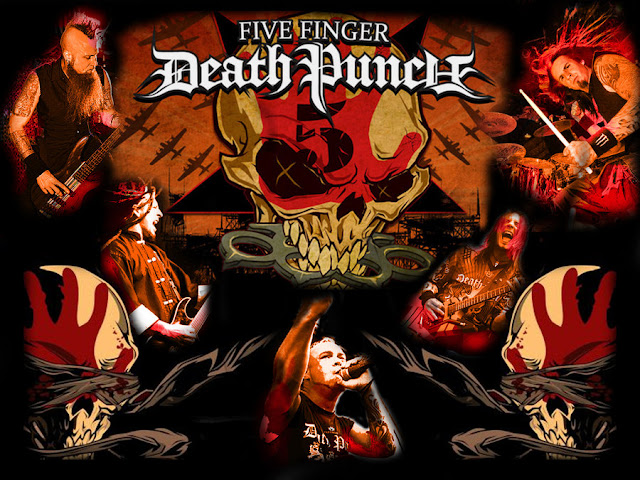 Steve Darrell HD Wallpapers La Hora de Willy el Tuerto FIVE FINGER DEATH PUNCH