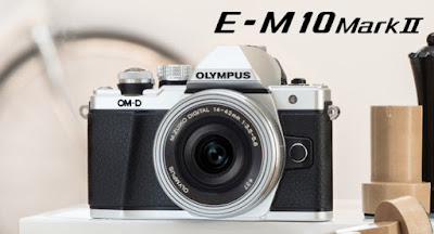 Olympus E-M10 Mark II, MFT camera, New Olympus mirrorless camera, art filter, Wi-Fi connectivity, Full HD video,