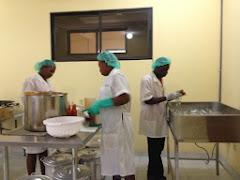 Es Instada Fábrica em HAITI