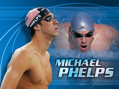 Michael Phelps Swimming Olympics 2012