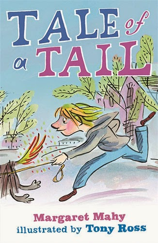 http://www.bookdepository.com/Tale-Tail-Margaret-Mahy/9781444014228