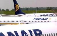 Ryanair, voli lowcost per l'America