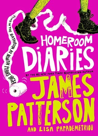 http://www.bookdepository.com/Homeroom-Diaries-James-Patterson/9780099596264