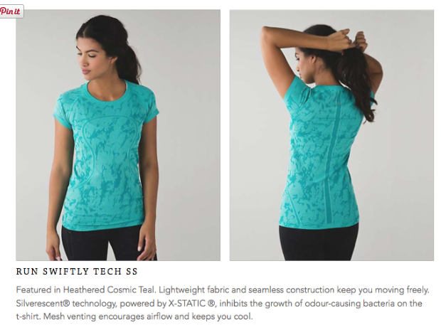 lululemon cosmic-teal-swiftly