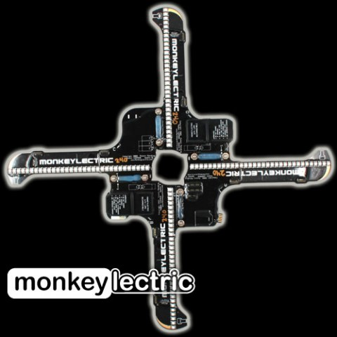 Monkey Light:  frikismo led para la bici