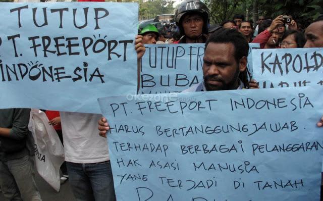 DPR : Sudah Saatnya PT Freeport Indonesia Dipimpin Orang Asli Papua