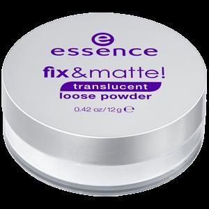 liefs marjolein essence fix matte translucent powder. Black Bedroom Furniture Sets. Home Design Ideas
