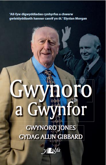 Llyfr: Gwynoro a Gwynfor