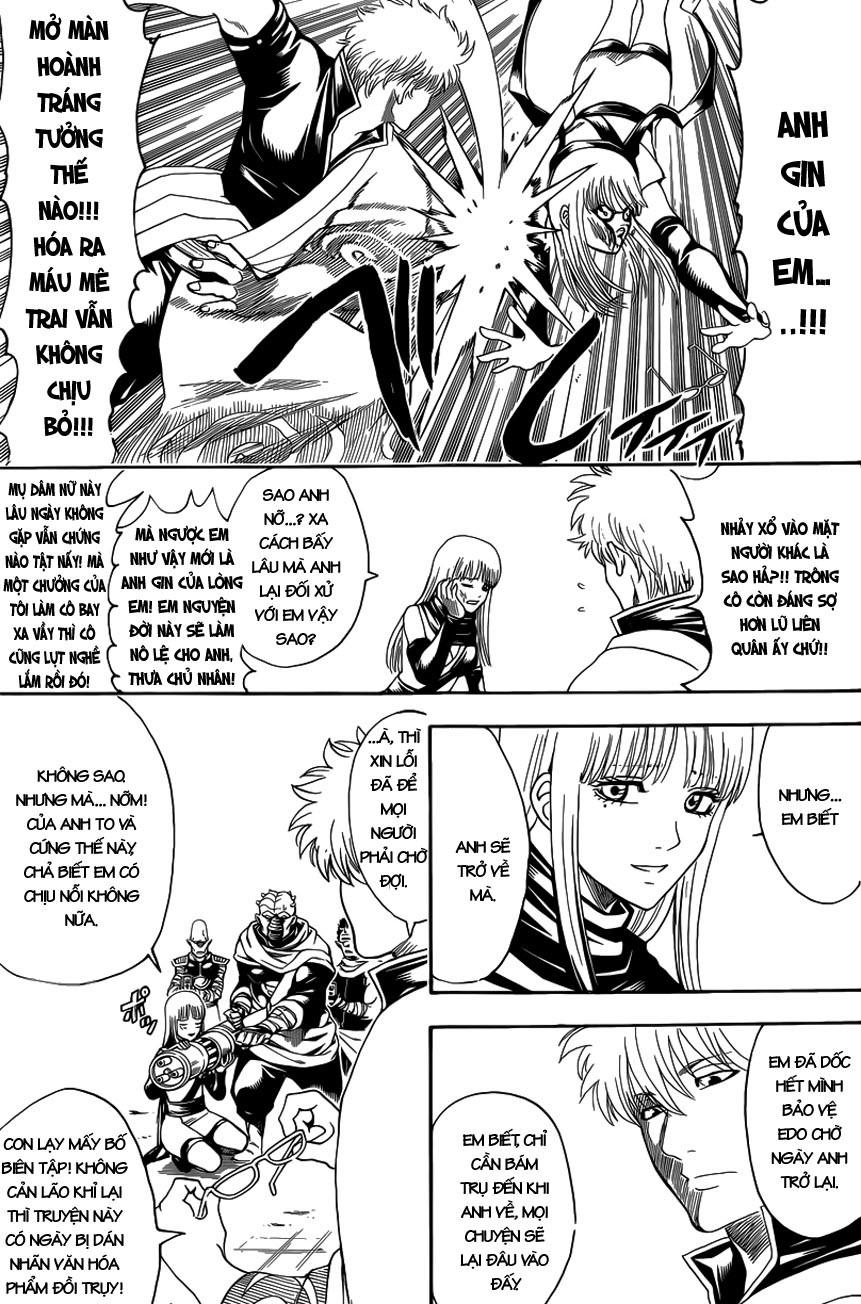 Gintama Chap 608 - Trang 7