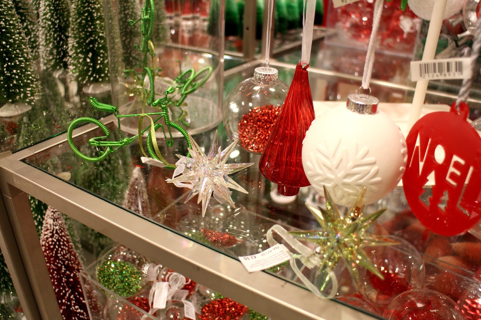 John Lewis' Christmas Shop
