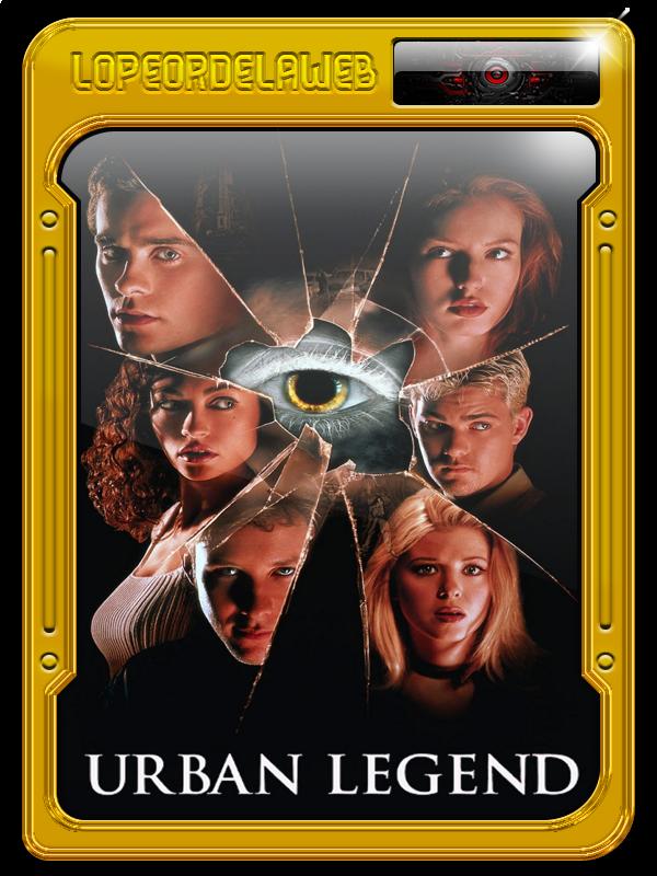 Urban Legend (Leyenda Urbana) (1998) [BrRip-720p-Dual-Mega]