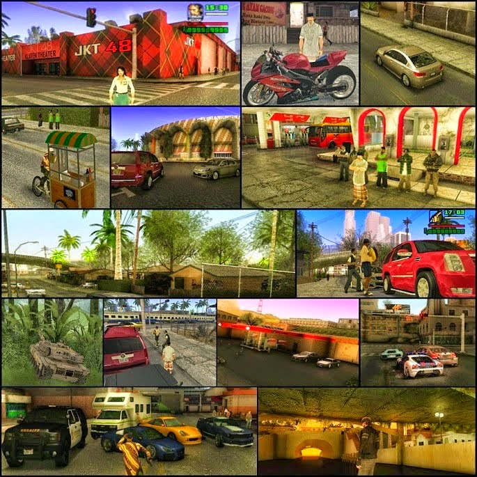 GTA Extreme Indonesia v5.7 New