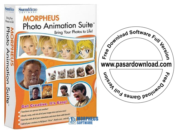 Download Gratis Morpheus Photo Animation Suite 3.17 Build 4188.0 Industrial Full Crack