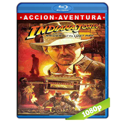 Indiana Jones (1981) BRRip Full 1080p Audio Trial Latino-Castellano-Ingles 5.1
