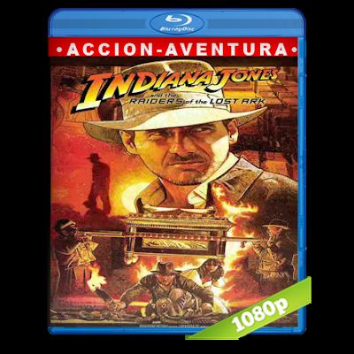 Indiana Jones (1981) BRRip Full 1080p Audio Trial Latino-Castellano-Ingles 5.1