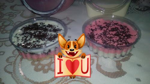 Receita bolo de Pote