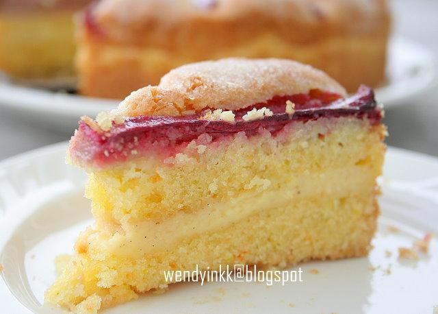 Apple Curd Cake
