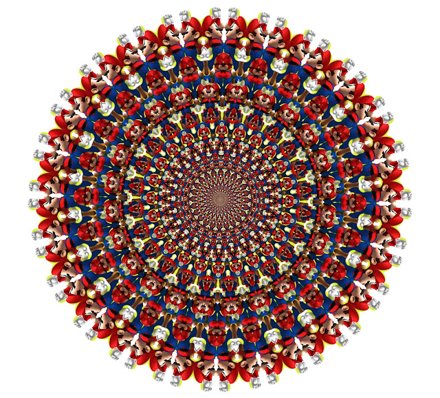 Mandalas, Fractales, Patterns, Efectos Visuales, Efectos Opticos  imagenes efecto visual - efecto optico - efecto visual - efectos opticos -
