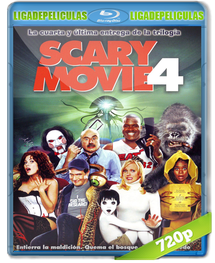 Scary Movie 3 Audio Latino