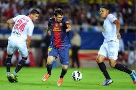 Sevilla FC vs Barcelona