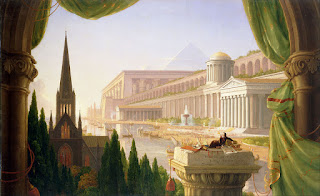 Le rêve de l'architecte Thomas Cole