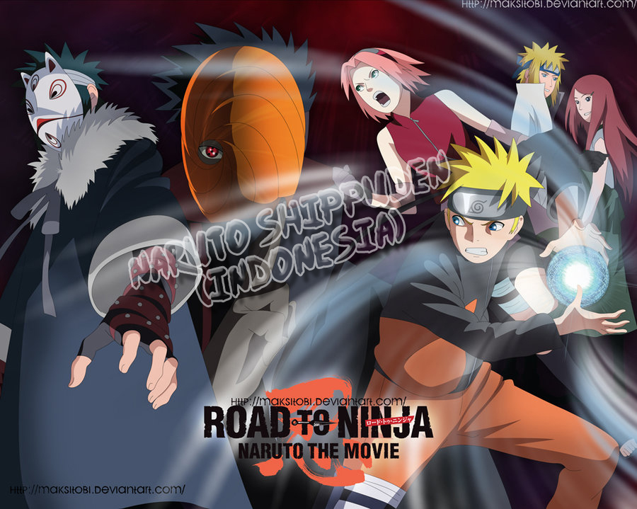 Download Naruto Shippuden The Movie 6: Road to Ninja (Subtitle
