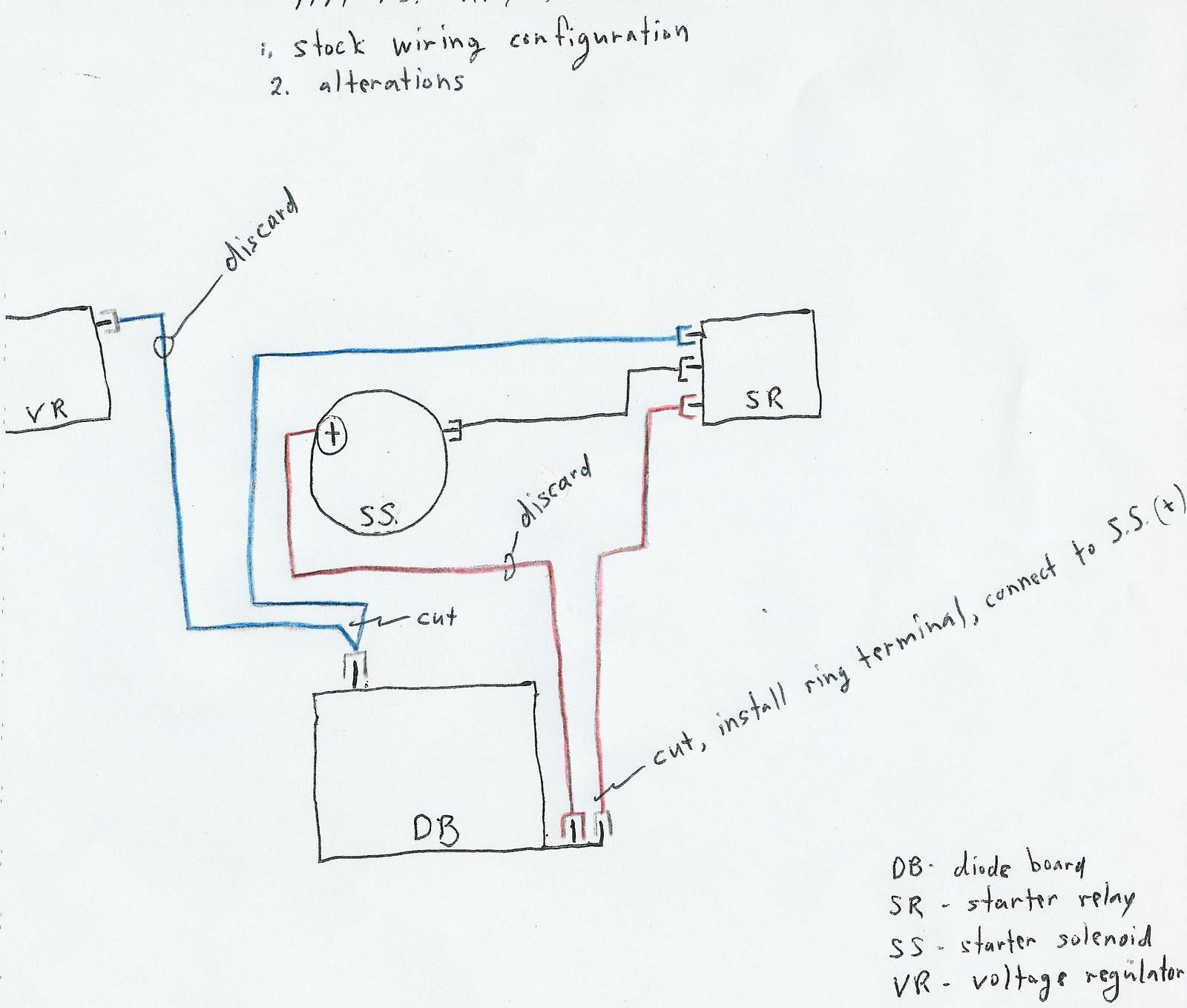 enduralast regulator mounting plate  enduralast wiring for the  u0026 39 75 r90s
