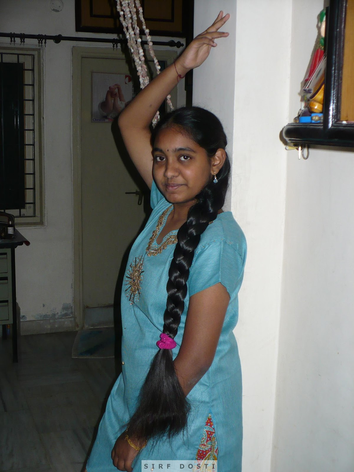 Indian Long hair site: Indian girls with beautiful long ...