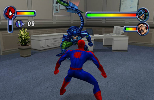 All Spider-Man Games