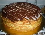 tiramisu mille crepe cake