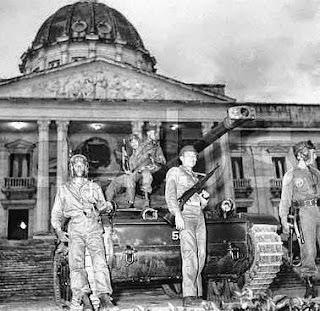 ¡Detalles del asalto al Palacio Nacional! el día 19 de mayo de 1965