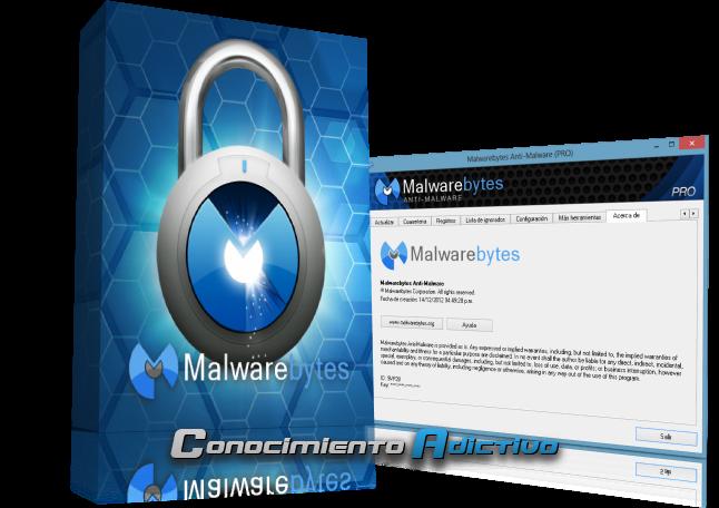 Seriales Malware - bytes 1.70.0.1100
