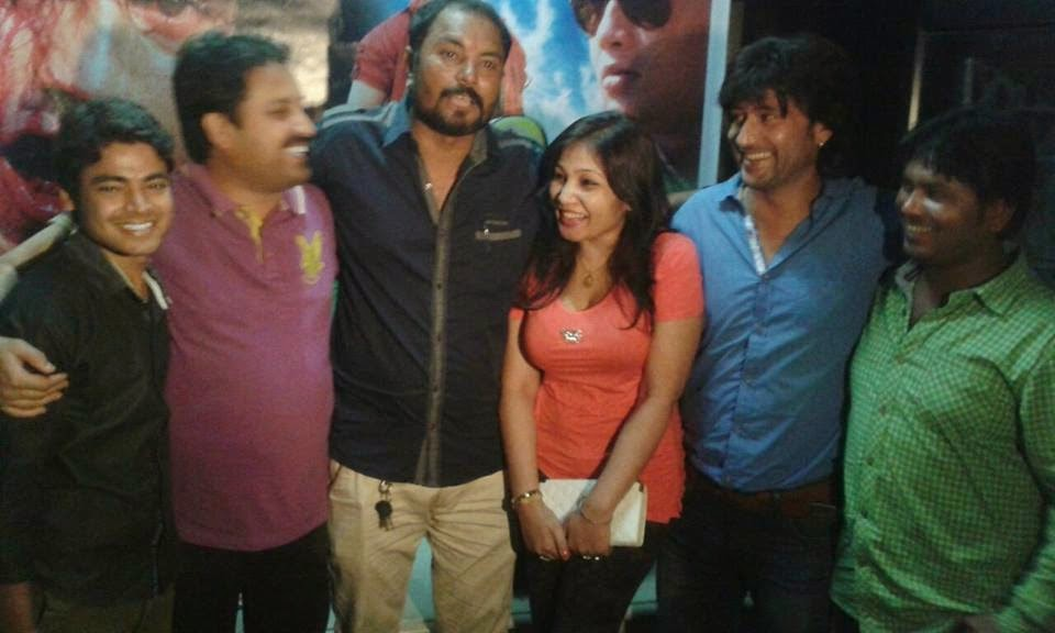 Bhojpuri Film 'Akhiyan Jab Se Ladal 2' Launch photo