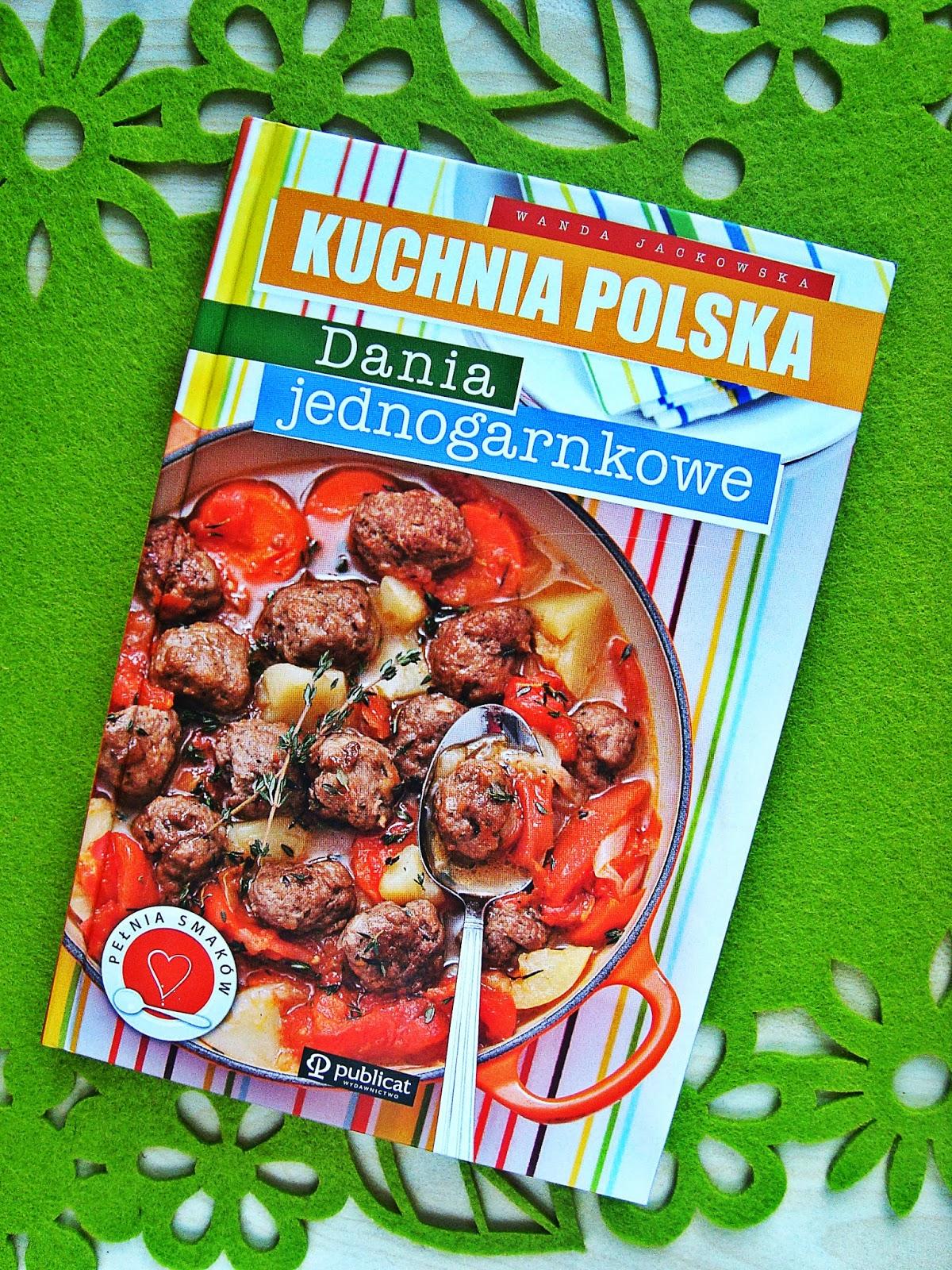 Wanda Jackowska Kuchnia Polska Dania Jednogarnkowe