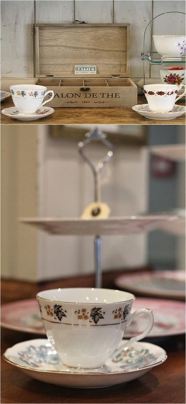 Hatties of Baslow - Shabby Chic Tea rooms