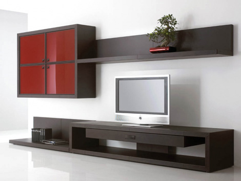 foundation dezin decor t v wall unit design