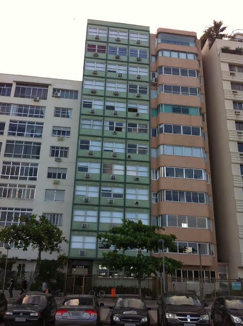 Rio de Janeiro, hospedagem, Avenida Atlântica