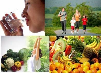 Cara Hidup Sehat Alami dan Sederhana
