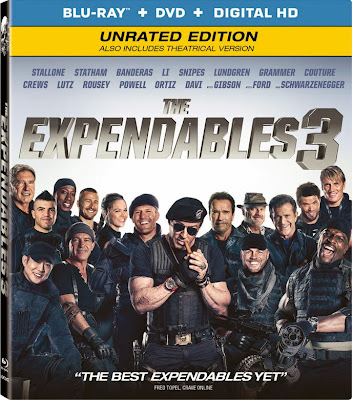 The Expendables 3 2014 720p Bluray