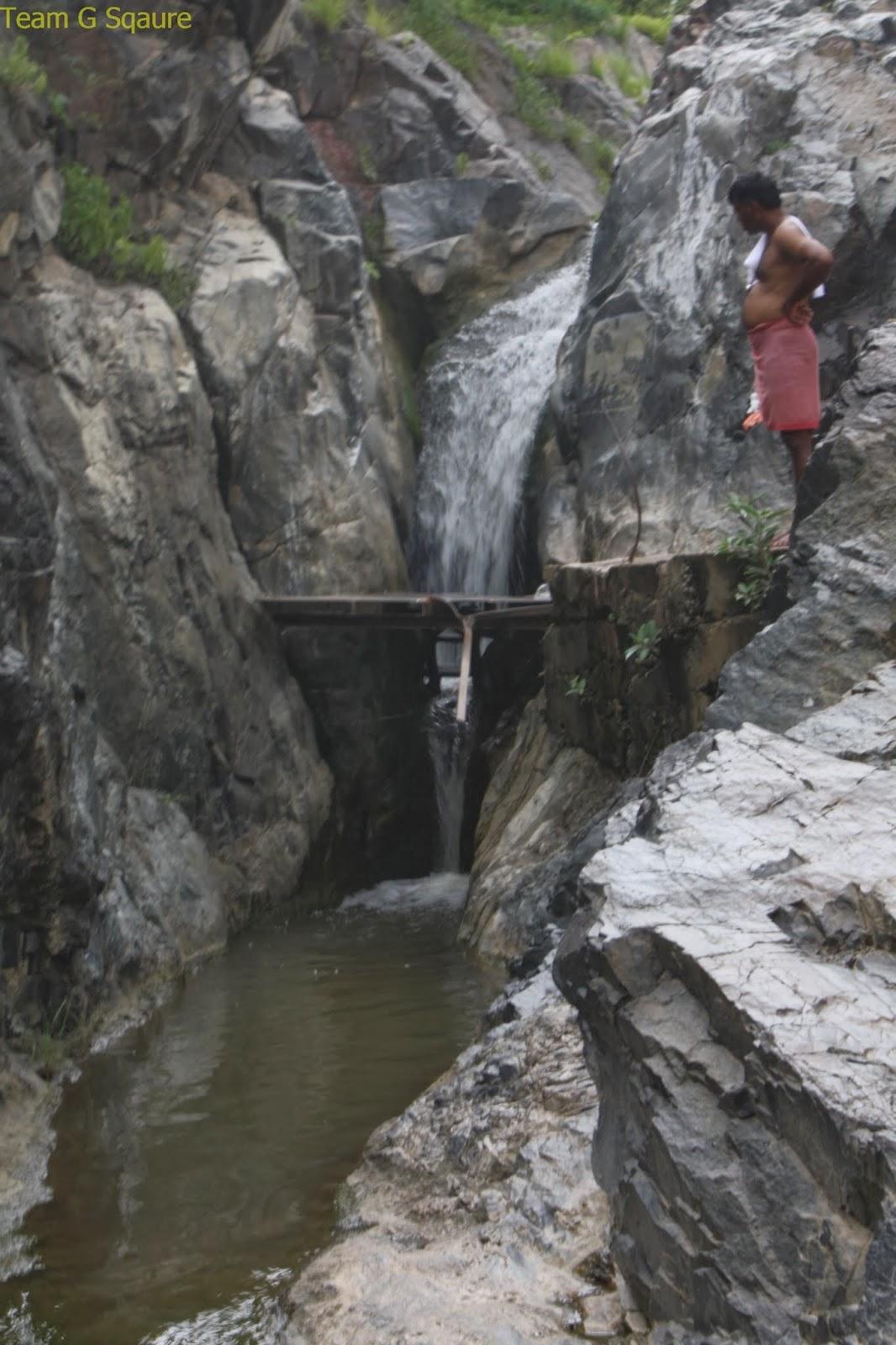 Gavi Siddeshwara Falls, Yadgir