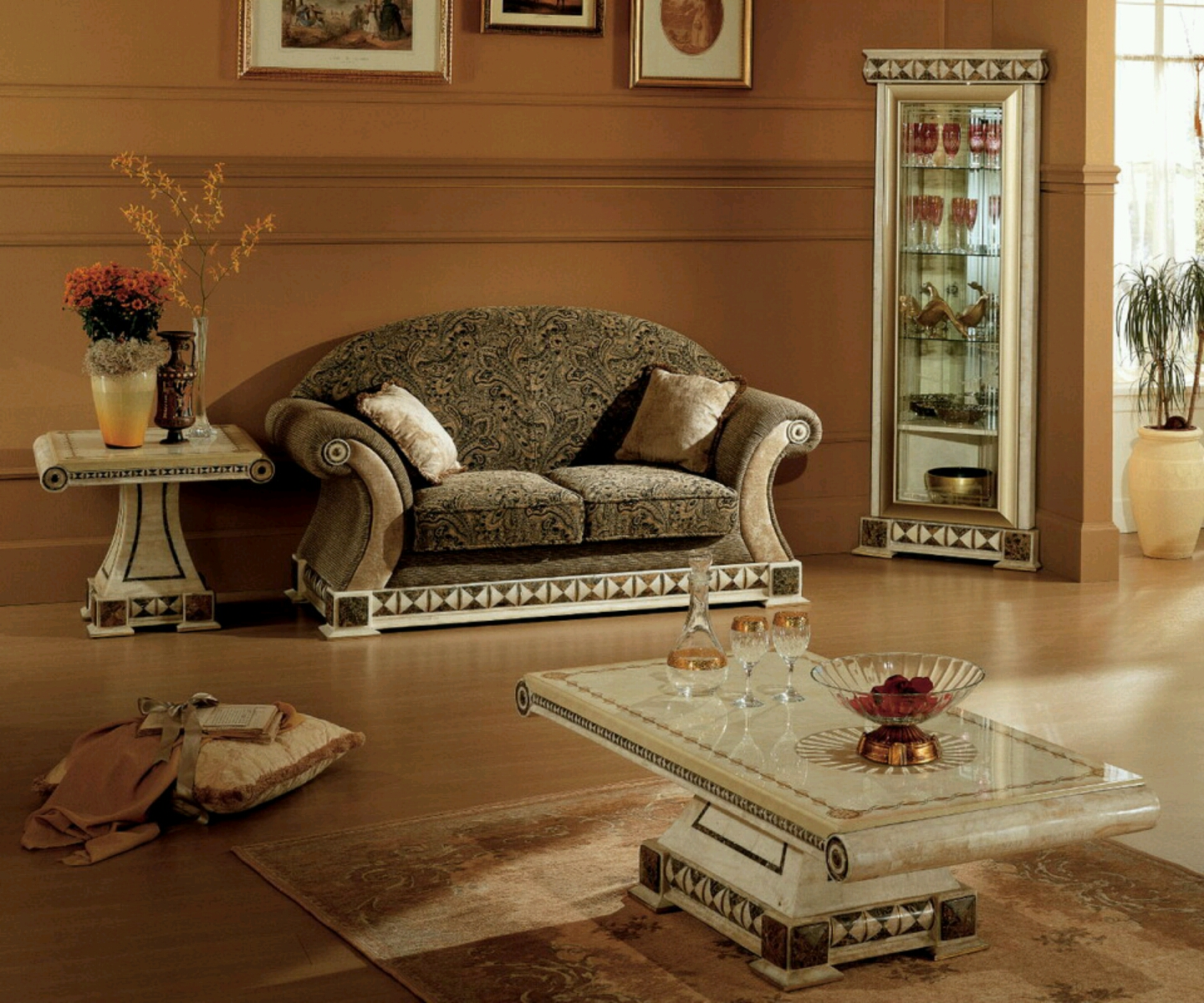 Living room design photos india living room interior designs for Kerala home living room designs