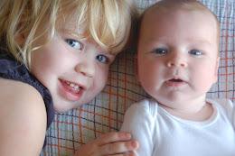 MEG & JACK [the niece and nephew]