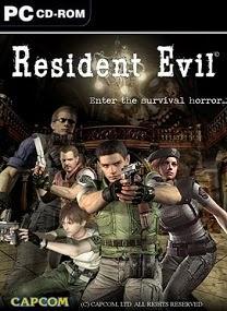 Resident Evil HD Remaster Repack-Black Box