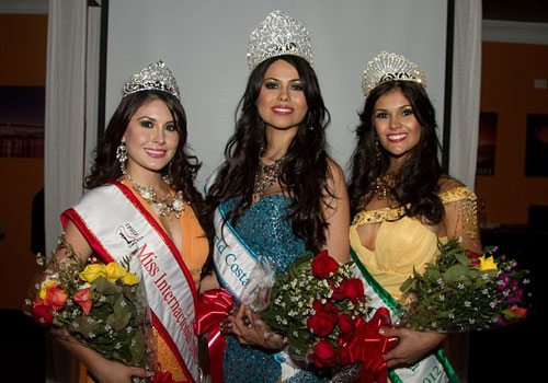 Natasha Sibaja,Silvana Sanchez,Fabian Granados