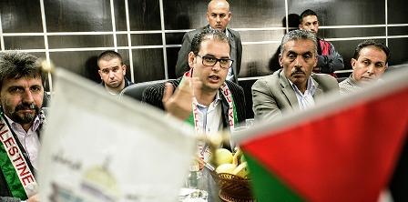 Jihad Abu Ali, Presidente da Sociedade Palestina de Foz do Iguaçu