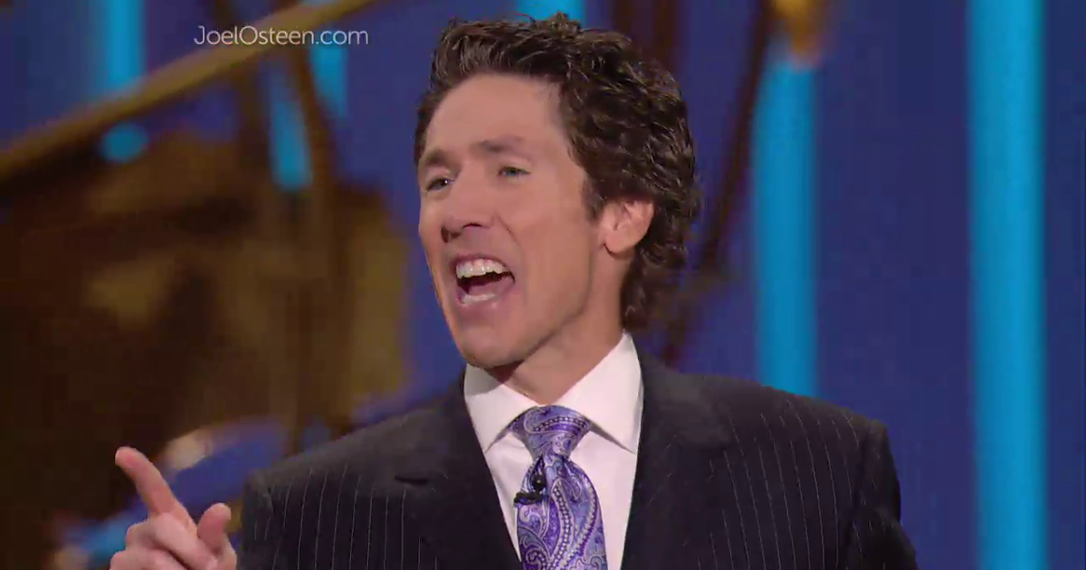 osteen christian singles Joel osteen, the pastor of  joel osteen throws first pitch at houston astros' faith and family night  the christian band has garnered 25 no 1 singles across.