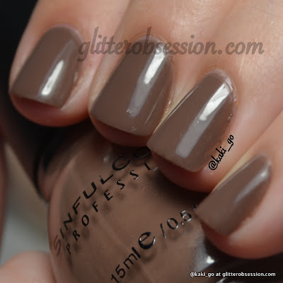 Sinful Colors Nirvana swatch