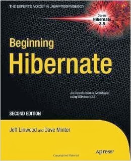 Good Book to Learn Hibernate Framework