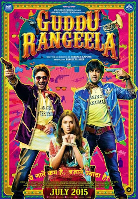 Guddu Rangeela 2015 Hindi pDVD Rip 700mb