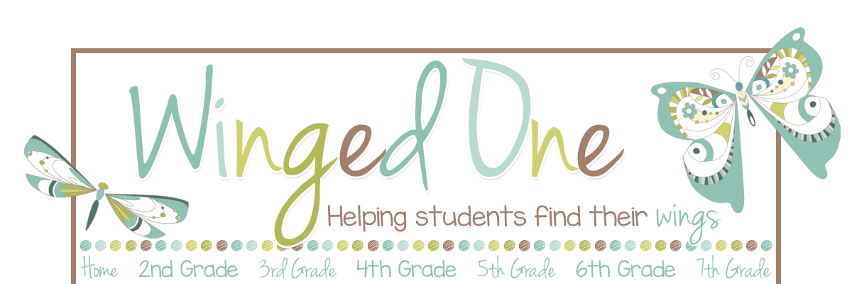 Winged One - Helping students find their wings